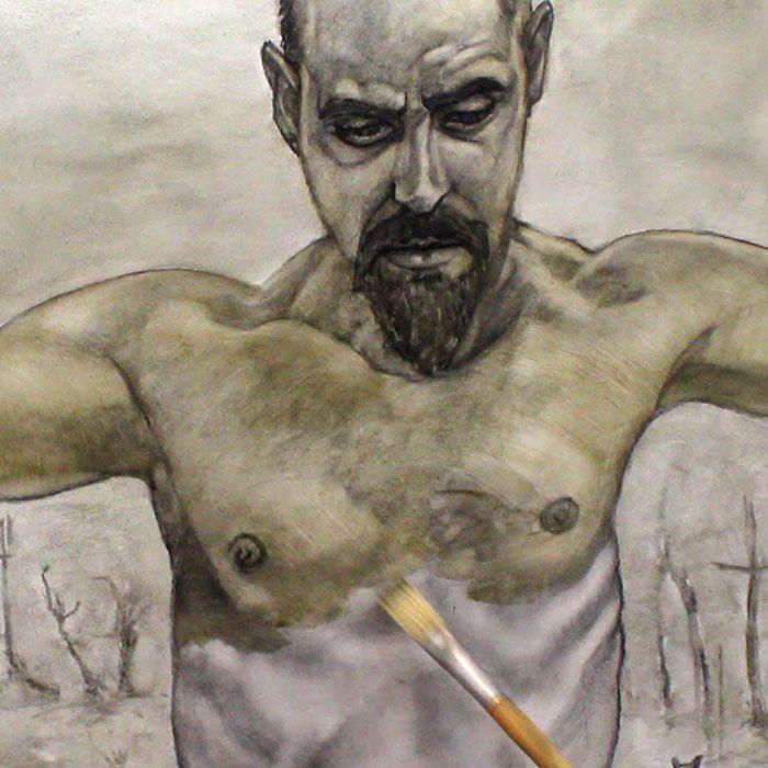 Painting-the-verdaccio-stage-Damian-Osborne