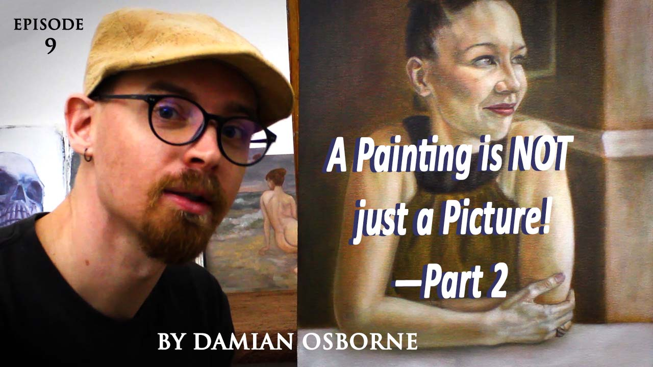 A Painting is Not Just a Picture – Part 2