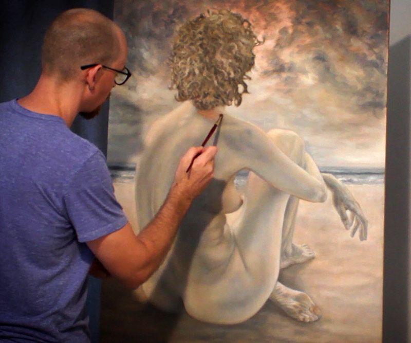 Adding-warm-glazes-for-a-realistic-skin-tone