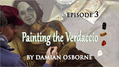 Painting the Verdaccio