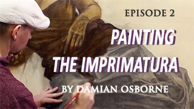 Painting the Imprimatura