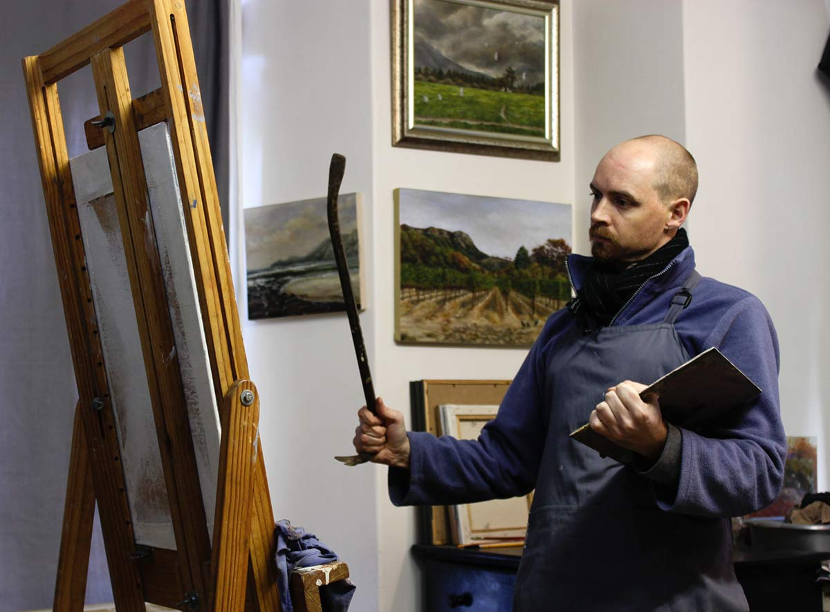 Painting-with-Crowbar