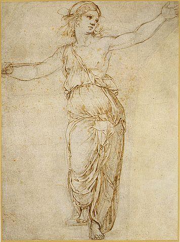 Raphael, Lucretia