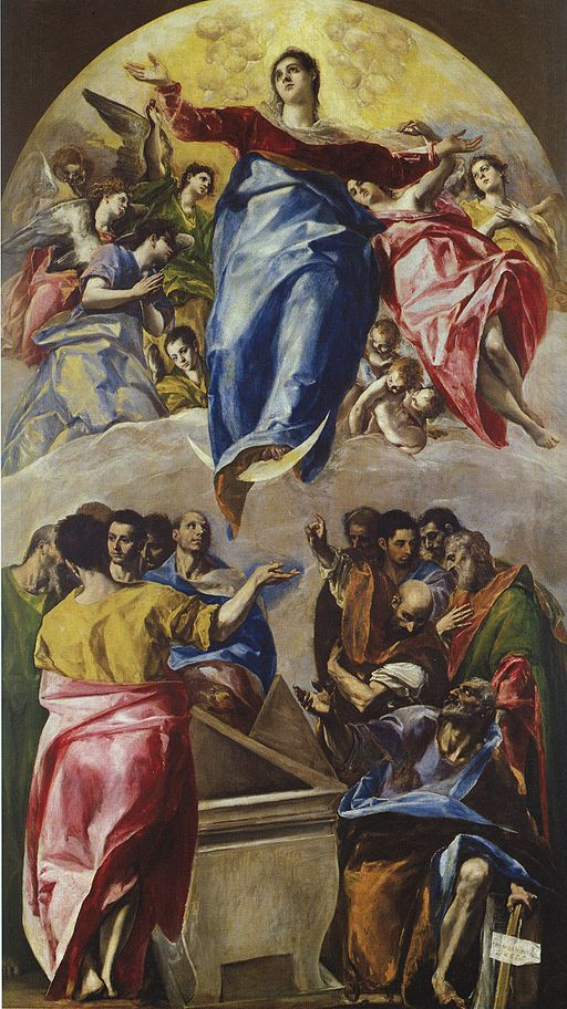 El_Greco_The_Assumption_of_the_Virgin